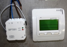 Funk Thermostat-Set  BT710-FUUP