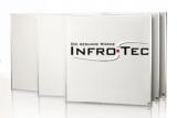 Infrarotheizung IFT-A 600Watt für die Decke oder Wand