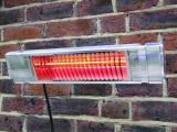 Terrassenstrahler IFT4020 / 2000W, IP65